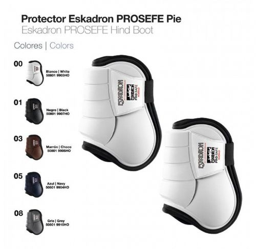 Eskadron Flexi-Soft Pro Safe protector - Rear
